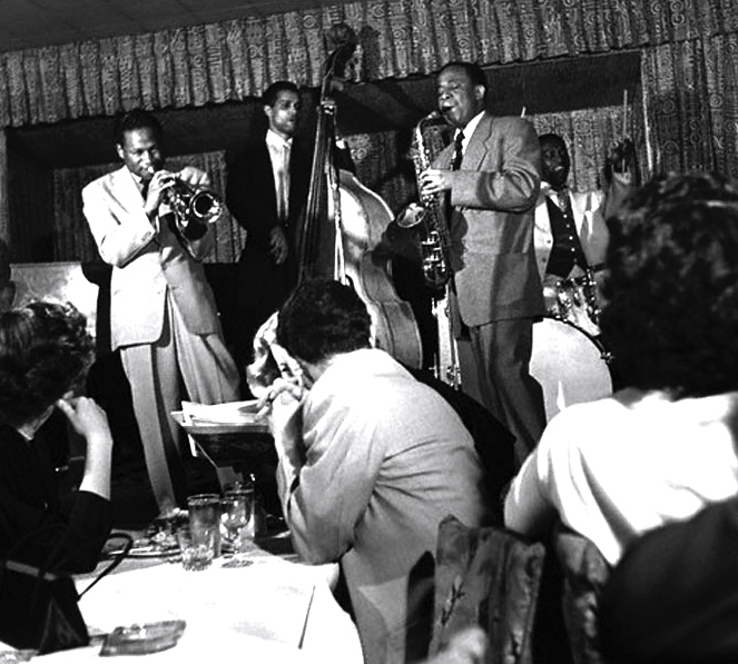 Musicians Performing at Birdland