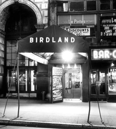 birdlandexterior