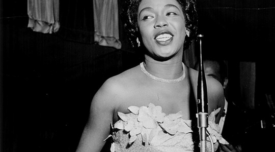 Sarah Vaughan With Voices